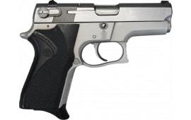 "S&W 6906 Semi-Auto SA/DA Pistol 3.5"" Barrel 9mm 12-rd Stainless Slide Over Satin Lightweight Frame - Surplus Good Condition"