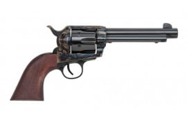 """1873 Single Action Revolver .45LC Frontier Model 5.5"""", Case Hardened - 003LC by Traditions"""