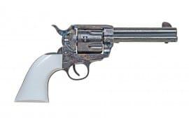 "1873 Single Action Revolver .357 Mag Bill Tilghman Model 4.75"" Case Hardened - 113BTM, by Traditions"