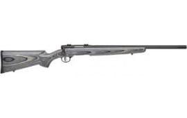 Savage 96951 B.MAG 17WSM 22 HB Fluted Grey Laminate