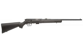 Savage Arms Mark II F 22LR Rifle, 21in Barrel Synthetic Accu-Trigger - 26700