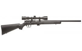 """Savage Arms Mark II FVXP 22LR Rifle, 21"""" 3-9X32MM Package - 29200"""