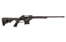 "Savage Arms 10BA Stealth 6.5 Creedmoor Rifle, 24"" Barrel Chasis Gun - 22638"