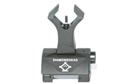 Diamondhead Diamond Flip Up Front Combat Sight - 1051