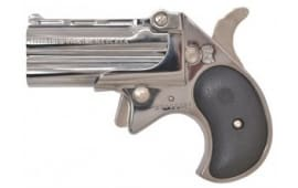 Cobra Derringer Big Bore .38 Special Over/Under Chrome/Black CB38CB