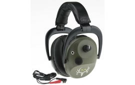 Bone Collector Amplitude Electronic Earmuffs, NRR 22dB, MP3 Compatible By Radians Inc.