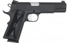 Tisas 1911DB45 Duty Full Size 8+1 Black Cerakote .45ACP
