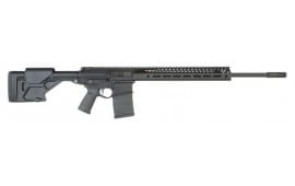 "Seekins Precision 0011320011 SP10 Rifle Semi-Auto 22"" Seekins ProComp 10x Black Hardcoat Anodized"