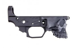 Sharps Bros. The Jack Stripped AR-15 Lower Receiver 7075-T6 Aluminum Anodized Black