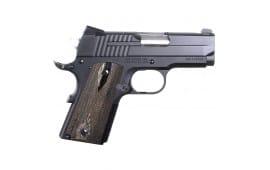 Sig Sauer 1911 Ultra Compact 45 ACP Pistol, NS Black 2 7rd - 1911U45BSS