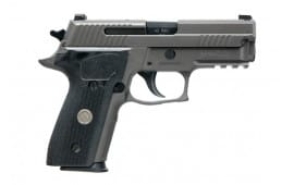 Sig Sauer P229 Legion 40 S&W Pistol, MId Size 12rd - E29R40LEGION