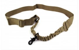 Tacfire SL001T SNG Point DBL Bungee Sling FDE