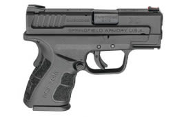 "Springfield XDG9801HC XD Mod.2 13+1/16+1, 3"" 9mm Sub Compact Pistol"