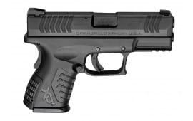 "Springfield XDM 9mm Compact 3.8"" 19+1 w/ Gear XDM9389CBHC"