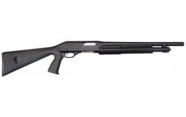 Savage Arms Stevens 19485 Model 320 Security 12GA Pump Action Shotgun with Bead Sight