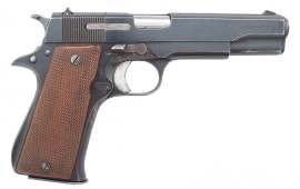 Star Model Super B 9mm Semi Auto Pistol