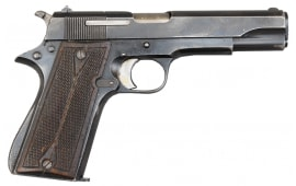 Star Model B 9mm Semi Auto Pistol - Good to Very Good - HG2626