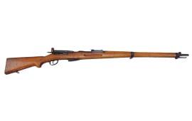 Swiss 1911 Long Straight Pull Rifle 7.5x55 - Good Surplus Condition