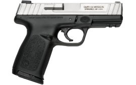 """Smith & Wesson SD9 VE 9mm 4"""" 16rd SS Black - SW 223900"""