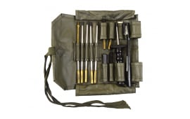 Swiss Field Maintenance Kit for 7.5 Caliber Swiss Straight Pull Rifles - Incomplete
