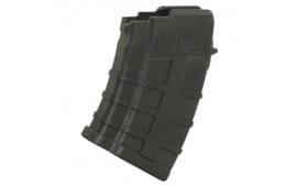 Tapco AK-47 10 Round Mag, Black Polymer 7.62x39 MAG0610