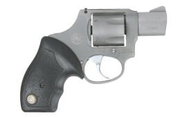 Taurus Model 380 Mini Revolver 380 ACP Revolver, 1.75in Barrel 5rd Rubber Grip Stainless - 2380129UL
