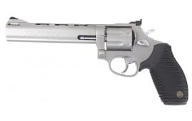 Taurus 627 Tracker 357Magnum Research Revolver, 6.5 Matte Stainless Steel Ported 7rd - Taurus 2627069