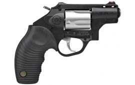 """Taurus Model 85 2"""" Matte Stainless Polymer Frame .38 Special +P Rated 2-850029PFS"""