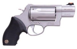 "Taurus Judge Public Defender Pistol - .45 Long Colt / .410GA 2"" Barrel Stainless - 441039TC-SS"