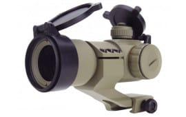 Tacfire RD004-T 1X30 ILL RED/GRN Dot Sight TAN