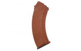 Tapco AK-47 Smooth Side Burnt Orange 30 Round Magazine MAG0632 Orange