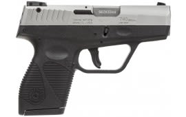 Taurus 740 40 S&W Pistol, Stainless Steel (1) Mag - Taurus 1740039FS