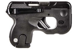 "Taurus 180 Curve 380 ACP Pistol, 2.7"" 6rd Black with Viridian Laser - Taurus 1180031V"