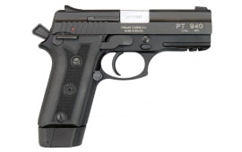Taurus PT-940 .40 S&W Pistol In Blue Steel/Alloy w/ Rubber Grips - 1-940041 - Factory Blems