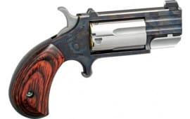 """NAA NAA Pugdch MINI-REVOLVER """"PUG"""" 1"""" XS Sights SGTS Case Color THE Dude Revolver"""