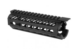 "Mission First Tactical Tekko Metal AR Carbine 7"" KeyMod Rail System Black - TMARCKRS"