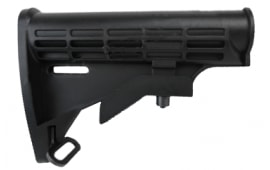 AR-15 Collapsible Mil-Spec 6 Position Stock - ST003M