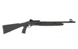 TriStar Raptor 12GA Shotgun, 20in Barrel 3 Tactical Semi Auto Black - 20120