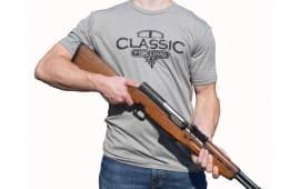 Classic Firearms T-Shirt - Grey
