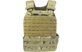 Classic Firearms Modular Armor Carrier (M.A.C) Lightweight Plate Carrier - Multicam