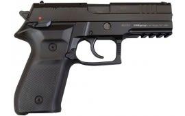 Rex Zero 1 Standard, 9mm, Black, 2- 17rd Mags, Case - REXZERO1S-01
