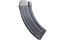 Romanian 30 Round AK-47 Steel Magazine - Fair to Good Condition