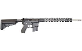 "Radical Firearms 22 Nosler AR15, 18"" Stainless Match Barrel, Medium Contour, 15"" RPR, SOPMOD - FR18-22NOS-SS-M-15RPR"