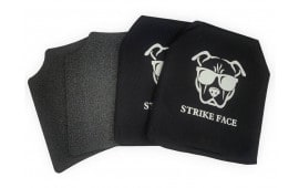 Guard Dog Body Armor Protection Package - (2) Level 3+ AR500 Steel Plates W/ Front Back Anti-spall & Trauma Pads