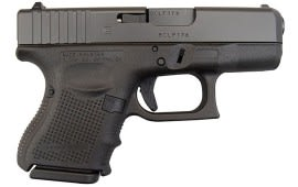 Glock 27 Gen 4 .40 S&W SubCompact Handgun w/ FS and (3) 9 Rd Mags PG2750201