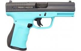 FMK 9C1 G2 9mm Pistol - Tiffany Blue- 14+1 - FMKG9C1G2TB