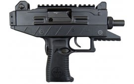"IWI UPP9S Uzi Pro 9mm Pistol, 4.5"" 25rd w/ Picatinny Rail & Adjustable Sights"