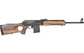 "Russian VEPR .308 Rifle w/ 20"" BBL, Type 01 Sights, Walnut Thumbhole Stock"