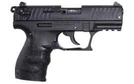 "Walther P22 22LR 3.42"" Black California Legal"