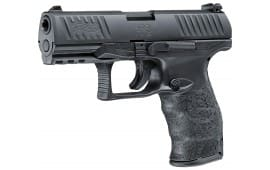 Walther Arms PPQ M2 9mm Pistol, 10rd Black - 2796067